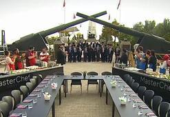 MasterChef Türkiye 29 Ekim özel bölümü Dokunulmazlık oyununda büyük mücadele...