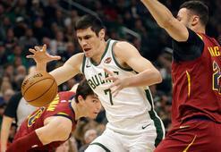 NBA'deki Türk derbisinde kazanan Ersan İlyasova