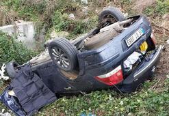 Cep telefonuyla konuşmaktan ceza yedikten sonra kaza yaptı: 2 ölü, 2 yaralı