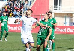 1074 Çankırıspor-Çaykur Rizespor: 1-3