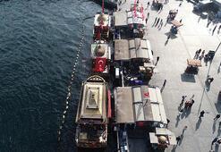 İBBden Eminönünde balık ekmek satan tekneler hakkında flaş karar