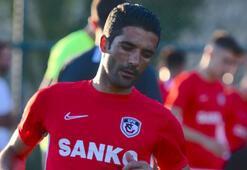 Gaziantep FK'de Mehmet Uğurlu 6 hafta yok