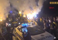 Fenerbahçe, Adanaya geldi