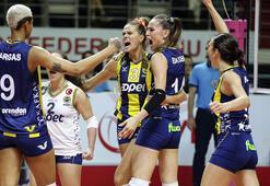 Fenerbahçe Opet, VakıfBanka set vermedi