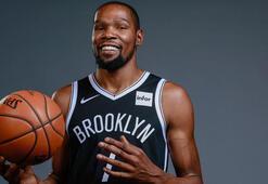 Kevin Durant: Son yılımda Barcelonada oynamak isterim