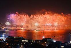 İstanbulda cumhuriyet bayramı coşkusu