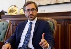 İletişim Başkanı Fahrettin Altundan ABDye tepki