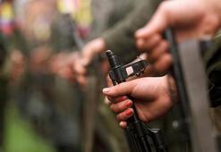 Kolombiyada silahlı saldırı