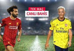 Liverpool - Arsenal canlı bahis heyecanı Misli.comda