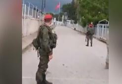 Azeri asıllı Rus askeri, Türk askerine Her şey yahşidir diye seslendi