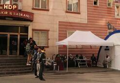 HDP önündeki eylemde 58inci gün