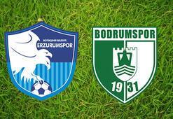 BB Erzurumspor-Bodrumspor maçı saat kaçta hangi kanalda