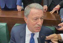 Milli Savunma Bakanı Akardan açıklama