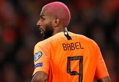 Babel Hollanda Milli Takımının kadrosuna çağrıldı