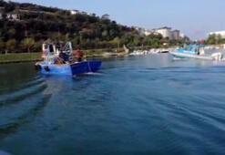 Balıkçı teknesiyle kaçmaya çalışan firari yakalandı