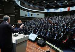 Cumhurbaşkanı Erdoğan: Büyük kongrede kendimizi yenileyecek, enerjimizi tazeleyeceğiz