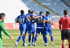 BB Erzurumspor: 3 - BB Bodrumspor: 1