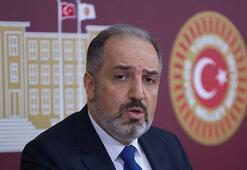Mustafa Yeneroğlu AK Partiden istifa etti