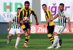 Allahyar siftah yaptı, İstanbulspor turladı: 5-2