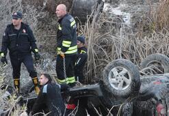 Sabah saatlerinde yaşanan kaza akşam fark edildi