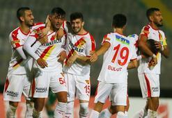 Göztepe - Sivas  Belediyespor: 3-0