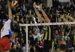 Tokat Belediye Plevne  - Fenerbahçe HDI Sigorta: 1-3