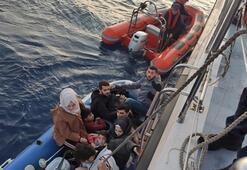 Muğlada 130 düzensiz göçmen yakalandı