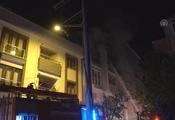 Ağabeyine kızıp apartmanı yaktı