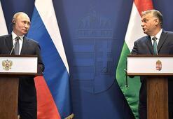 Putin: Türk Akımı doğal gaz boru hattına katılımı Macaristanın çıkarına