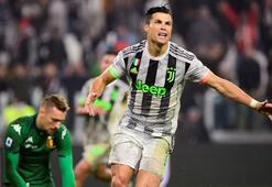 Juventus son dakikada güldü Liderlik...