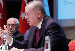 İşte Cumhurbaşkanı Erdoğanın masasındaki anket
