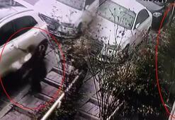Hırsız ev sahibine yakalanınca camdan atladı