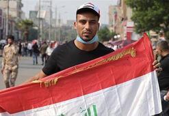 Ali Adnandan protestolara destek