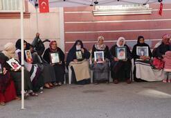 HDP önündeki eylemde 59uncu gün