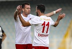 Başkent Akademi-Demir Grup Sivasspor: 0-6