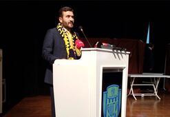 MKE Ankaragücünün yeni başkanı Fatih Mert