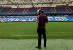 5G altyapısı ilk kez Trabzonspor stadında