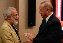Cumhurbaşkanı Erdoğan, Yusuf İslamı kabul etti