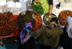 Ankarada kuyruk oluşturan lezzetler