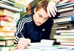 Sınava hazırlık el yakıyor