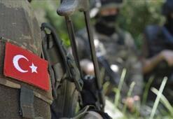 Acı haber Harekat bölgesinde 1 asker şehit oldu