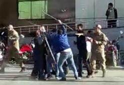 Köylüler kavga etti, Kağızman savaş alanına döndü