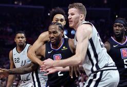 Clippers, Leonardla kazandı