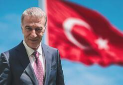 Ahmet Ağaoğlu: Trabzonsporun borcu son 19 yılda ilk kez azaldı