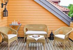 Soğuk havalarda teras dekorasyonu nasıl yapılır