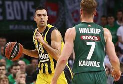 Fenerbahçe Beko Zalgiris Kaunas maçı ne zaman Saat kaçta, hangi kanalda