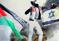 İsrail askerleri Gazze sınırında Filistinlilere saldırdı Çok sayıda yaralı var...