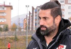 Volkan: Nasıl futbolda bir Volkan Demirel karakteri çıkardıysam...