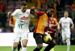Galatasaray - Çaykur Rizespor: 2-0