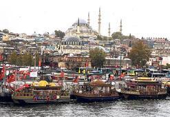Eminönü'ndeki balık ekmek teknelerinin kaldırılması istenmişti... Yürütmeyi durdurma kararı